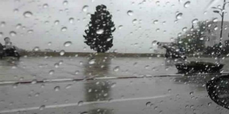 كميات الأمطار الأخيرة المٌسجلة بعدد من الولايات