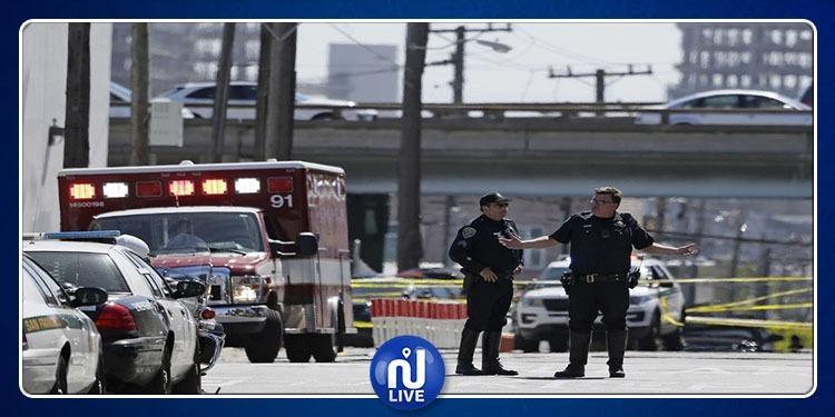Fusillade à San Francisco: 1 mort et plusieurs blessés...