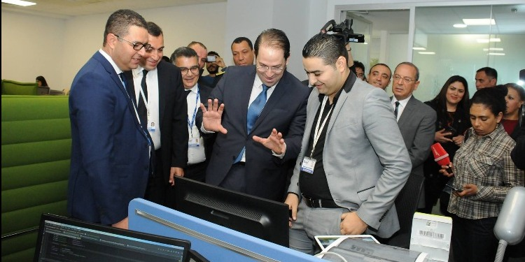 الشاهد: مجموعة 'تالون' للخدمات الرقميّة تنتدب ألف مهندسا تونسيا إلى غاية 2020