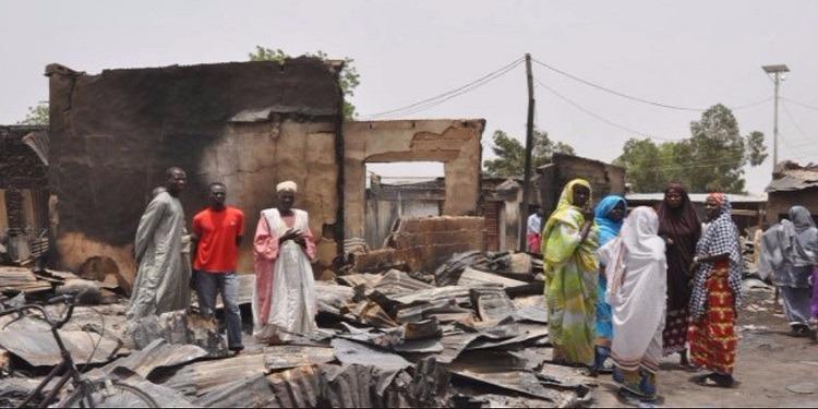 نيجيريا: مقتل 4 أشخاص في هجوم شنه مسلحو جماعة ''بوكو حرام''