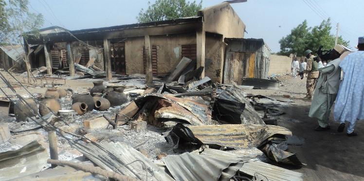 نيجيريا: مقتل 30 شخصا في تفجيرين انتحاريين