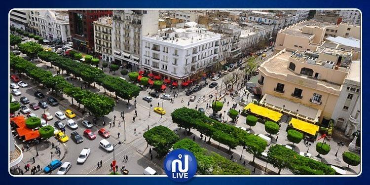 شارع الحبيب بورقيبة بلا سيارات غدا
