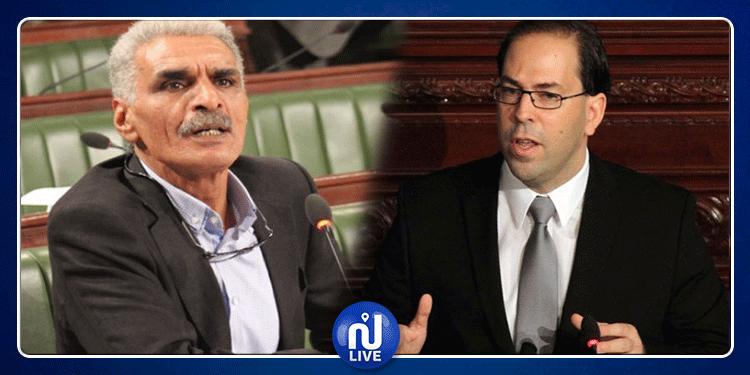عمار عمروسية: ''الحانوت فلس.. ورئيس الحكومة يكذب علينا''