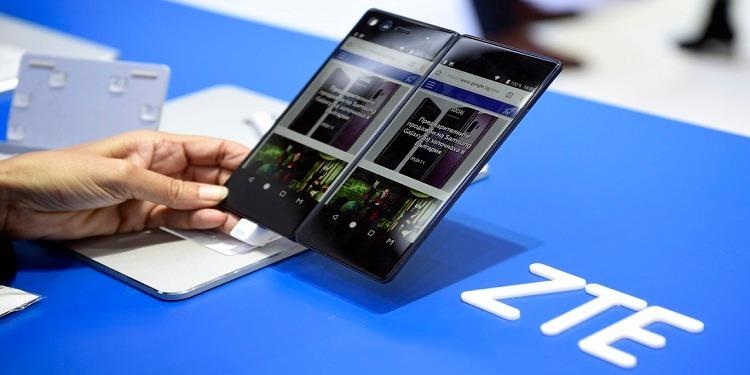 Le smartphone pliable de Huawei, bientôt sur les marchés