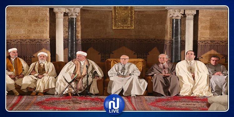 رئيس الجمهورية يواكب الإحتفال بذكرى المولد النبوي الشريف