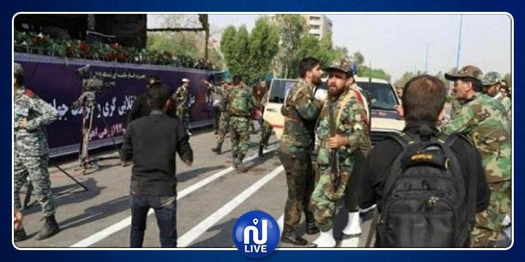 إيران: مقتل 20 شخصا في هجوم انتحاري استهدف الحرس الثوري 