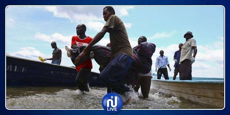 Ouganda-Naufrage: Au moins 22 morts et des dizaines disparus