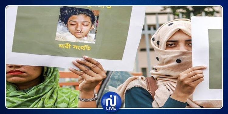 Le Bangladeshsous le choc après la mort d'une femme brûlée vive