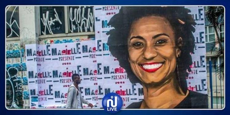 Meurtre de l'élue Marielle Franco : 2 policiers arrêtés