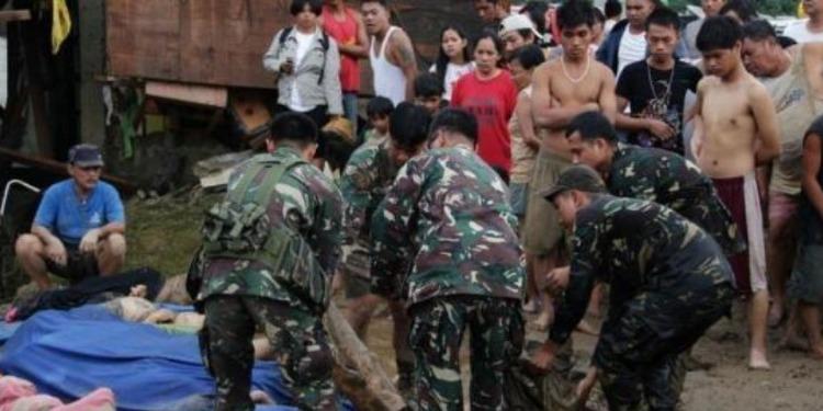 Philippines -Tempête tropicale : Le bilan s'alourdit. Au moins 133 morts et des dizaines de disparus