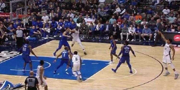 ''بلوك'' صالح الماجري ضمن أفضل عشر لقطات ليلة البارحة في الدوري الأمريكي لكرة السلة (فيديو)