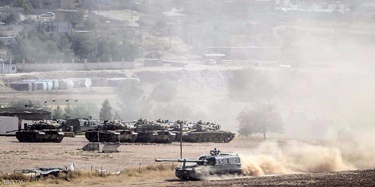 تركيا: حريق وانفجارات داخل ثكنة عسكرية