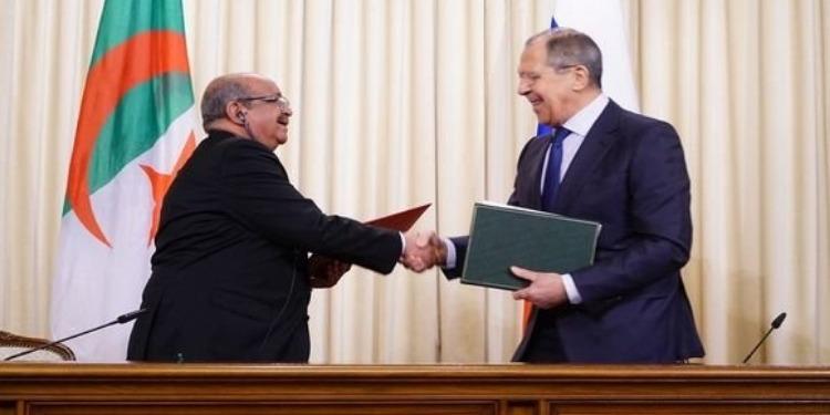 لافروف ومساهل يناقشان تطورات الأزمة الليبية في موسكو