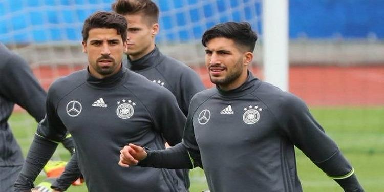 سامي خضيرة يحث جوفنتوس على التعاقد مع الألماني إمري تشان