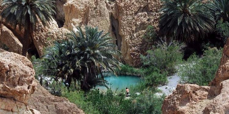 تمغزة: توسعة المسلك السياحي ''الشلاّل''