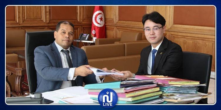 تونس تتسلّم دراسة مشروع الخط الحديدي قابس- مدنين- ميناء جرجيس