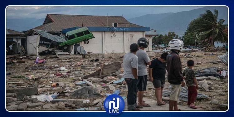 إندونيسيا: ارتفاع حصيلة ضحايا تسونامي إلى 168 شخصا