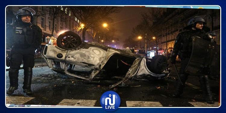 إمكانية إعلان حالة الطوارئ في فرنسا