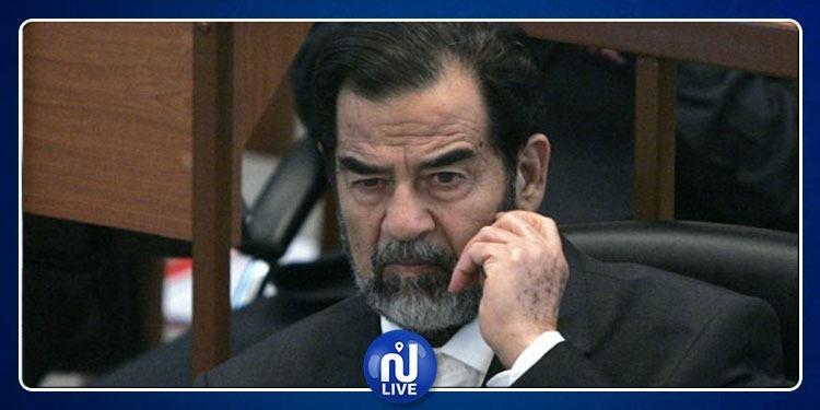 بغداد تسرب الوثيقة الرسمية لإعدام صدام حسين