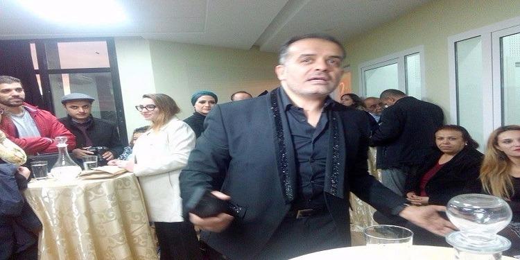 محمد الجبالي يفتتح 'أكاديمية محمد الجبالي للفنون'