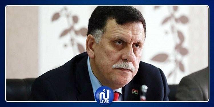 فائز السراج يدعو القادة العرب للتوافق حول الأزمة الليبية