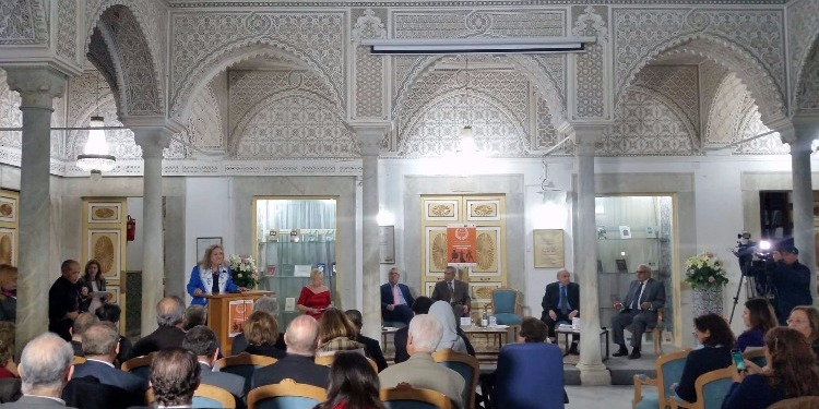 لأول مرة في تونس: منح جائزة 'ليسيستراتا' للتسوية السلمية والنزاعات لشخصيات وطنية (صور)