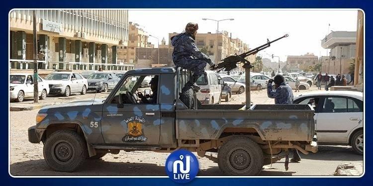 الأردن يطالب بضرورة وقف التصعيد في ليبيا
