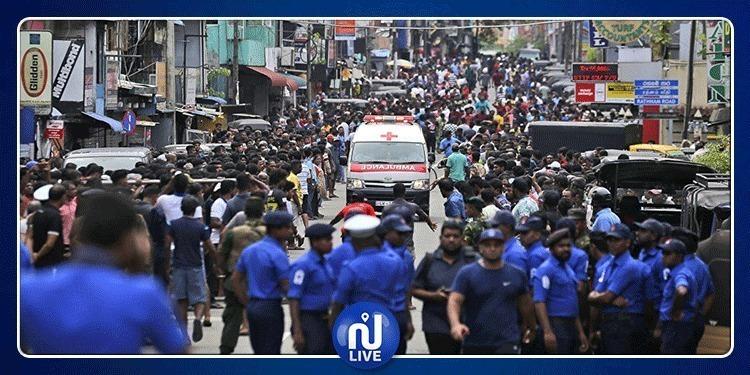 Sri Lanka: le pays frappé par 3 nouvelles explosions...