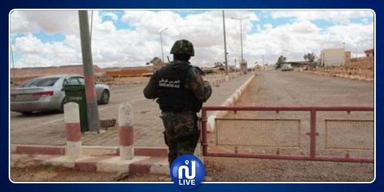ضبط 3 سودانيين بصدد الدخول إلى التراب التونسي خلسة