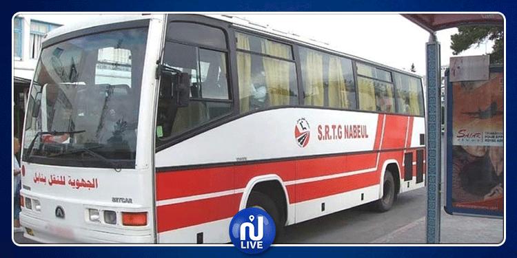 نابل: تعزيز أسطول النقل بـ36 حافلة جديدة