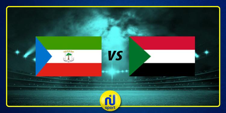 تصفيات كان 2019: غينيا الإستوائية تحقق انتصارا سهلا امام السودان