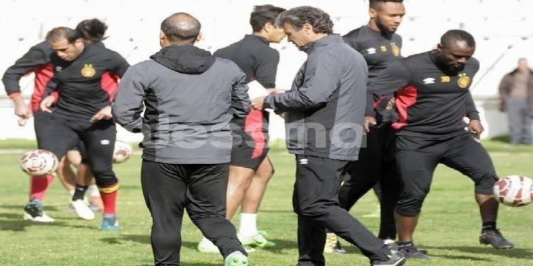 Espérance de Tunis: Fossini Kolibali non retenu pour le match contre l'Etoile