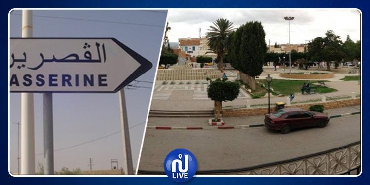 القصرين: ايقاف 12 شخصا شاركوا في الاحتجاجات الليلية بتالة