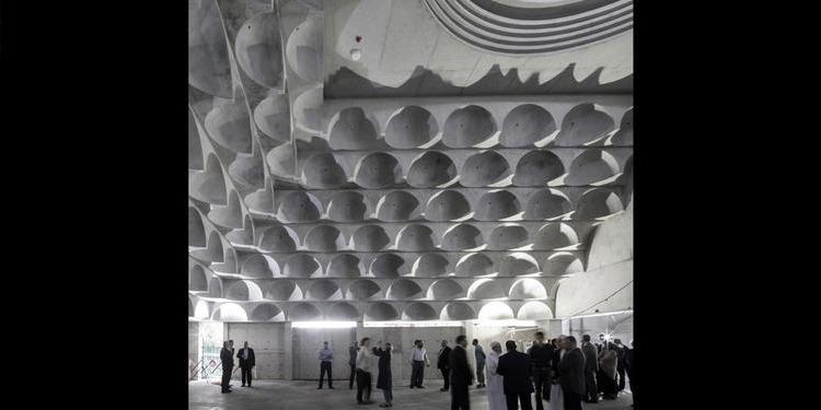مسجد جديد في أستراليا بـ 99 قبة (صور)
