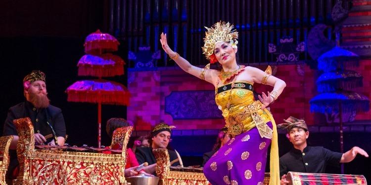 L'Opéra de Tunis au rythme des couleurs indonésiennes