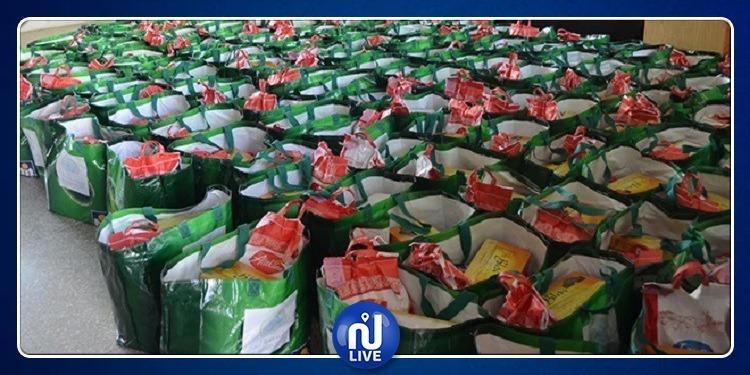 Mouled: Distribution d'aides sociales aux familles nécessiteuses …