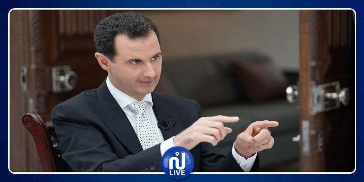 الرئيس السوري بشّار الأسد يحذّر من مخاطر تهدد الشعوب العربية
