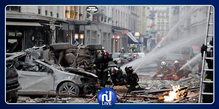 Explosion à Paris: le bilan s'alourdit..