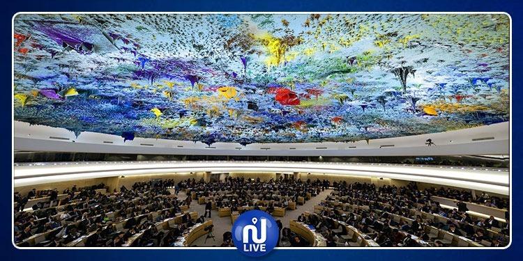 تونس تودع تقريرها حول العهد الدولي الخاص بالحقوق المدنية والسياسية