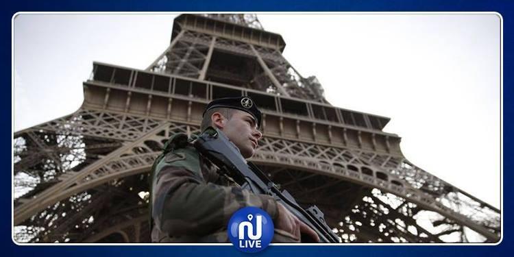 La Tour Eiffel, cible d'un attentatterroriste?