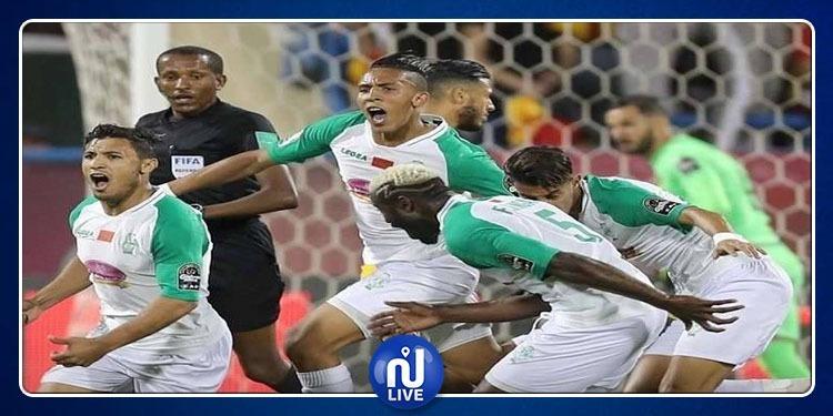 Super coupe d'Afrique: le Raja s'impose face à l'Espérance ST