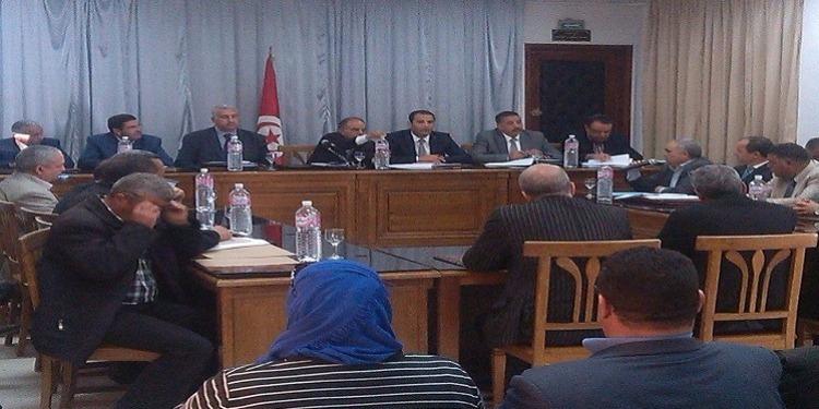 باجة: الدورة العادية الاولى للمجلس الجهوي لمتابعة الوضع الامني
