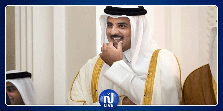 30ème Sommet Arabe: L'émir du Qatar arrive à Tunis
