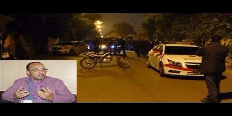 المغرب: إغتيال نائب برلماني أمام منزله (فيديو)