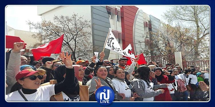 الكاف: غدا مسيرة احتجاجية تضامنا مع شباب الإعتصام وغلاء المعيشة