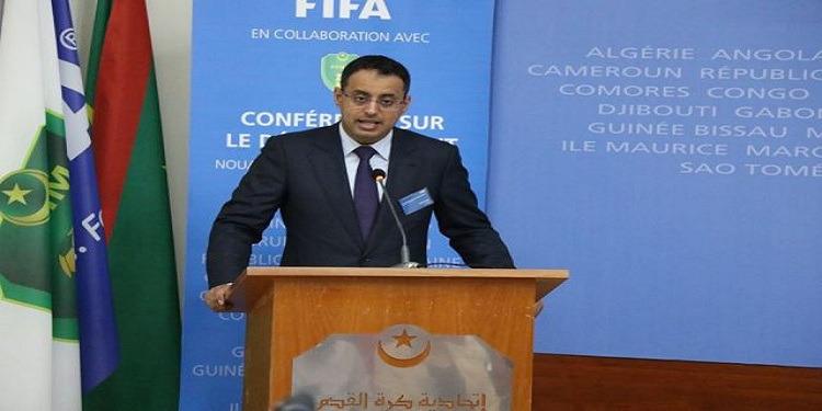 انطلاق مؤتمر الفيفا حول تطوير كرة القدم الافريقية في نواكشوط
