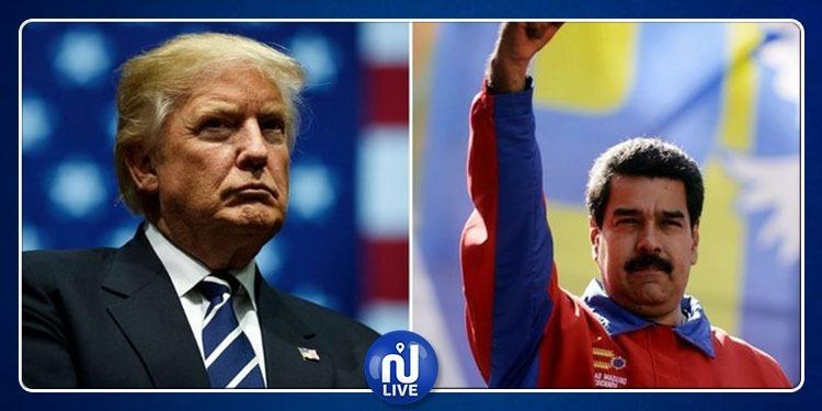 ترامب يعلن: قد نتدخل عسكريا في فنزويلا