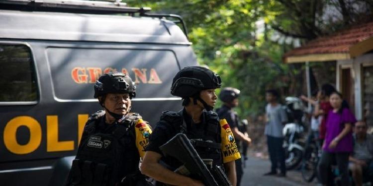 La série noire des attentats se poursuit, en Indonésie