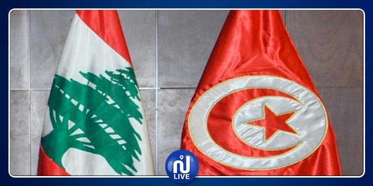 القروي الشابي يسلم الرئيس اللبناني دعوة للمشاركة في القمة العربية