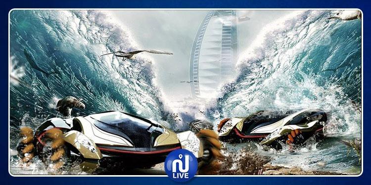 كيف ستبدو سيارة المستقبل البرمائية (صور)